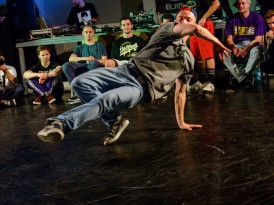 """Time for Your Move"" Vol. 2 – Bboy Jam. [Gallery]"