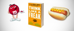 """Think Like a Freak"" – Retrain Your brain and think differently:)"